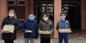 Matematik Yarışması Türkiye 1.Si  Gebze Koç Ortaokulunda