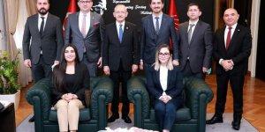 CHP Kocaeli Kılıçdaroğlu ile görüştü