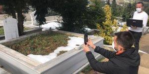 Mezarlara dijital ortamdan ulaşılacak