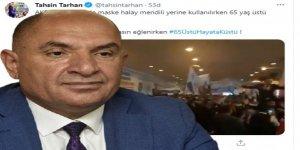 Tahan'dan AKP'ye  videolu gönderme!