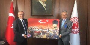 Türk Sağlık-Sen  Ankara çıkarması