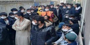 Darıca'da 90 düzensiz  göçmen yakalandı