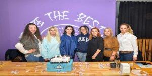 Kadın yoğun doğa kulübünün sözcülüğünü Ayfer Akay üstlendi