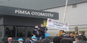"""Pimsa'da işçiler """"eşine söyleyince""""… Şimdilik 3'ü işsiz, 15'i ücretsiz izinde!"""
