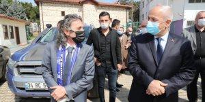 GEBZESPOR'A YENİ SEZON ÖNCESİ MORAL