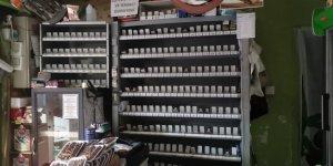 Gebze'de marketten hırsızlık