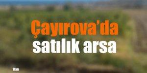 Çayırova'da satılık arsa