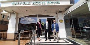 İl Kültür Müdürü otelcileri dinledi
