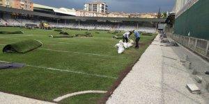 1. Lig'de suni çim kalmadı