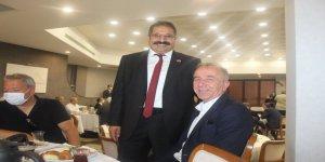 Kılıçdaroğlu'nun programında sendikacılar da ağırlandı