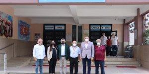 CHP Kocaeli, sandıkları ziyaret etti