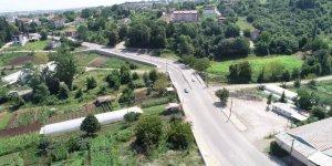 Beyoğlu Caddesi asfaltlandı
