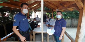 Darıca'da Aşı Bilgilendirme Ekipleri kuruldu