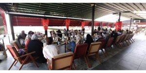 SP kadın kolları divan toplantısı gerçekleştirildi