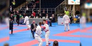 Batıkan Gökbulak Karatede Avrupa yedincisi oldu