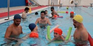 En ÖZEL yüzme etkinliği