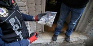 Son bir haftada 13 zehir taciri tutuklandı