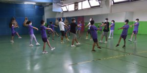 2 bin 500 çocuk yaz spor okullarından faydalandı