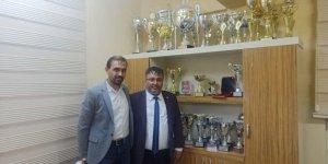 Soyluçiçek'ten Çayırovaspor'a ziyaret