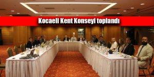 Kocaeli Kent Konseyi toplandı
