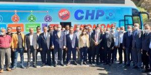 CHP'li Tarhan Zonguldak'a gidiyor