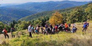 Nicomedia Trekking üyeleri Kıranyurt Yaylası'nı gezdi