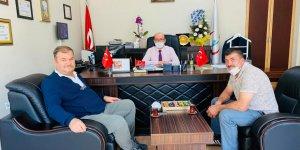 Gaziden Kadıoğlu'na iade-i ziyaret