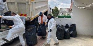 Çayırova'da çöp ev operasyonu