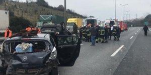 Kocaeli'de bir ayda bin 63 kaza