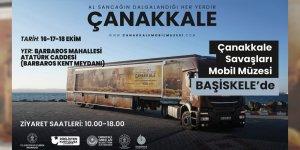 Mobil müze Kocaeli'ne geliyor