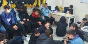 41 Karadenizspor Mevlit Kandilini kutladı