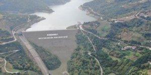 Yuvacık Barajı'nda su seviyesi yüzde 50'ye düştü