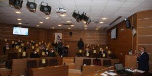 Büyükşehir'den personele oryantasyon eğitimi