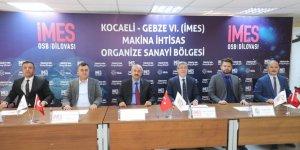 Sanayiciler iş birliği protokolü imzaladı