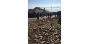 Köylüler Palgaz'a tepki gösterdi