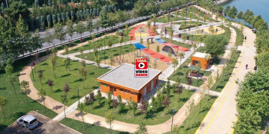 Bu park Türkiye'ye örnek olacak