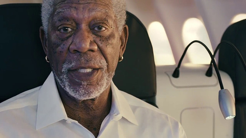 Thy, Morgan Freeman