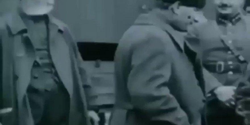 Yeni Zelanda arşivlerinden çıkan bir video