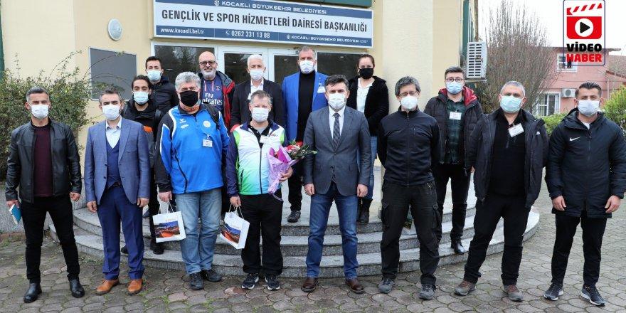Büyükşehir'in ev sahipliğindeki şampiyona için geri sayım başladı Kaynak: Büyükşehir'in ev sahipliğindeki şampiyona için geri sayım başladı